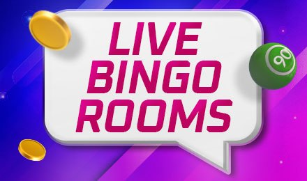 Live Bingo Rooms